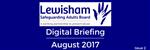 LSAB Digital Briefing Augst 2017 header image