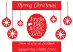 image Merry Christmas card from Lewisham Safeguarding Adults Board